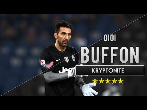 Gianluigi Buffon HD - Kryptonite - Juventus -  Skills 2014/15
