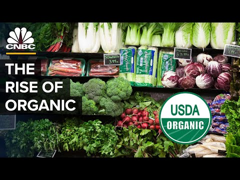 Play this video Is Organic Food Really Worth It?