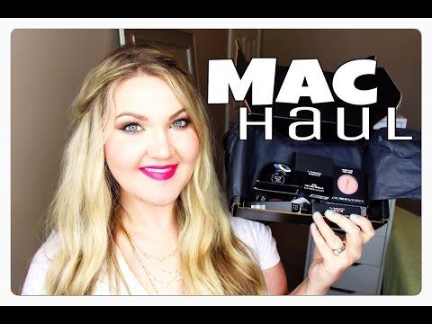 ★MAC A NOVEL ROMANCE COLLECTION + EXTRAS HAUL★