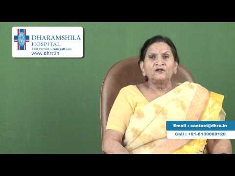 Ovarian Cancer Treatment Hospital in India, Ovarian Cancer Survivor in Delhi India (Hindi)