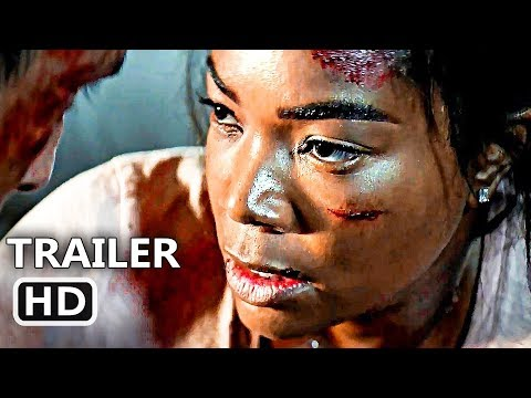 BREAKING IN Official Trailer (2018) Gabrielle Union Thriller Movie HD