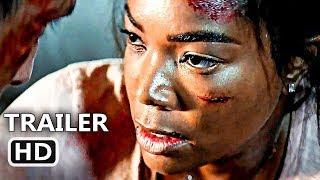 BREAKING IN Official Trailer (2018) Gabrielle Union Thriller Movie HD