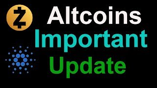 Very Important Updates Altcoins In Hindi