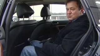 Nissan Teana Test Drive Part II