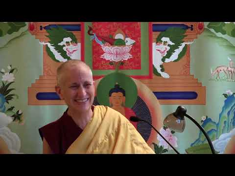 30 The Course in Buddhist Reasoning and Debate: Correct Signs Practice & Review 03-22-18