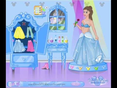 juego de disney princess: