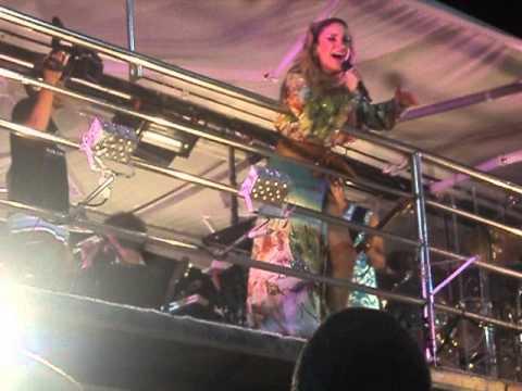 Claudia Leitte | Bloco Largadinho 2013 | Perdi Minha Paz, Magoou, Não Não