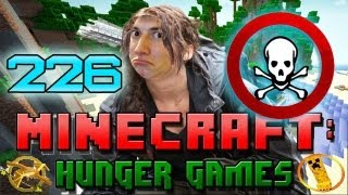 Minecraft: Hunger Games w/Mitch! Game 226 - BREEZE ISLAND 2!