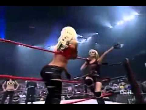 (Angelina Love & Velvet Sky Ass Tribute)