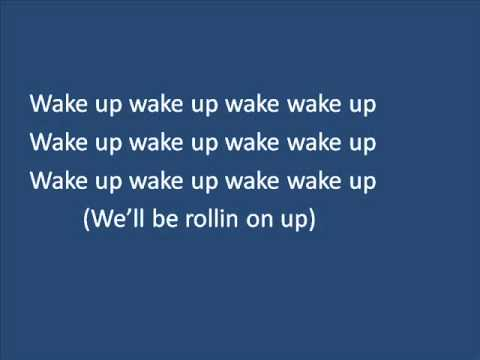 Kid Cudi- Up Up And Away Lyrics video
