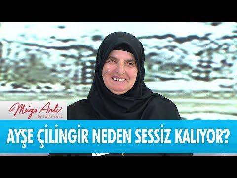 Ayşe Çilingir, Yakup Çilingir hakkındaki iddialara neden sessiz kalıyor? - Müge Anlı İle Tatlı Sert