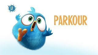 Angry Birds Blues | Parkour - S1 Ep17