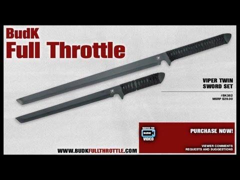 Viper Twin Sword Set - $19.99