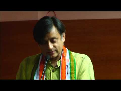 Excell Career Online Launch By Sh Shashi Tharoor Honble Minister HRD - Part 1