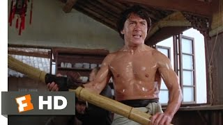 The Legend of Drunken Master (8/12) Movie CLIP - Bamboo Smack Down (1994) HD
