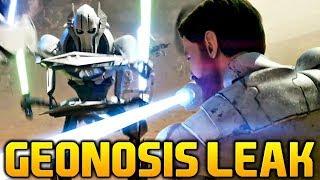 *NEW* GEONOSIS LEAK, SLAVE LEIA & MORE in Star Wars Battlefront 2