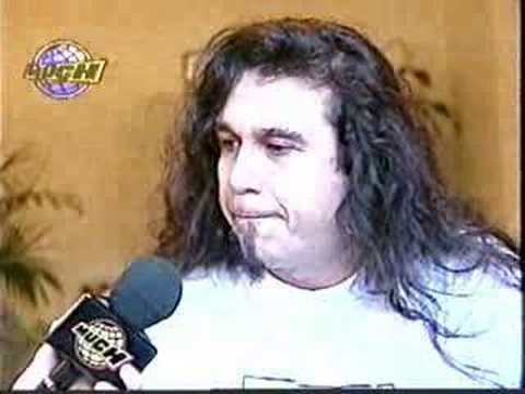 Slayer Tom Araya Interview Part2 Argentina 1998
