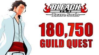 ?180,750 FLYZEN + RANGIKU + FBI VS GQ ?Bleach Brave Souls