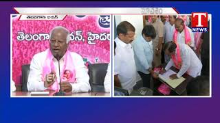 Dy CM Kadiyam Srihari Press Meet IN Telangana Bhavan  Telugu
