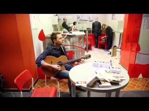 """Edgaro Lubio naujo albumo """"Tu – dalis manęs"""" pristatymas."""