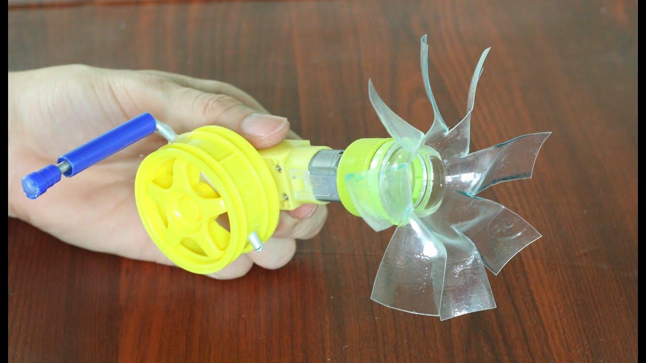 Флюгер из вентилятора своими руками