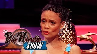 Thandie Newton On Working With Tupac on 'Gridlock'd' | The Big Narstie Show