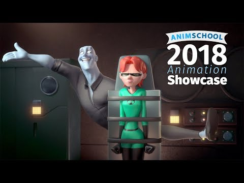 AnimSchool Student Animation Showcase 2018