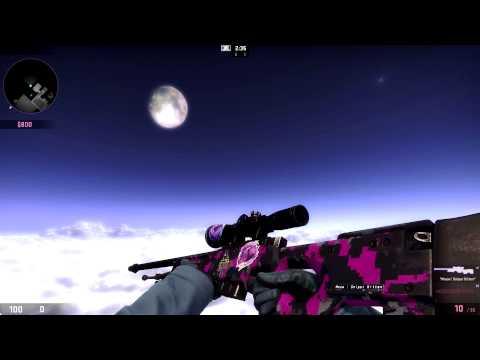 Knife Showcase - M9 Ultraviolet MW + Bayonet Case Hardened