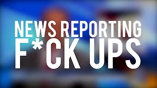 News Reporting Fck Ups 2015 HD Bloopers Funny Live