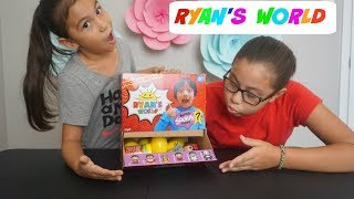 Ryans World Toy Review | SisterMania