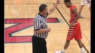 High School Boys Basketball Yorkville, IL vs Oswego, IL 2016