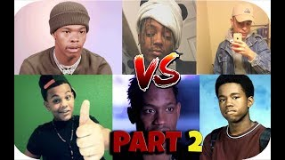 Download Lagu Rappers First Songs vs Songs That Blew Them Up vs Most Popular Songs 🔥 (Part 2) Gratis STAFABAND