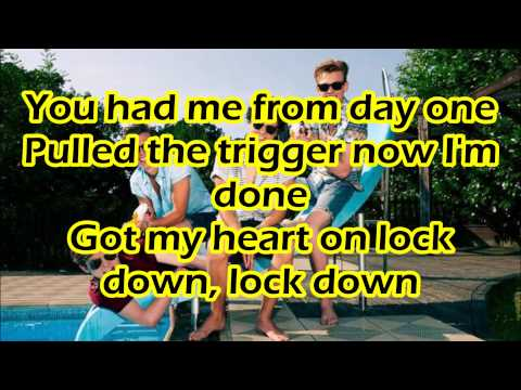 The Vamps - Golden - Lyrics