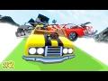 Crash Wheels СМЕРТЕЛЬНЫЕ ГОНКИ 2 серия mp3
