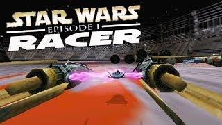 Star Wars Episode I: Racer [PC/N64/DC] - retro