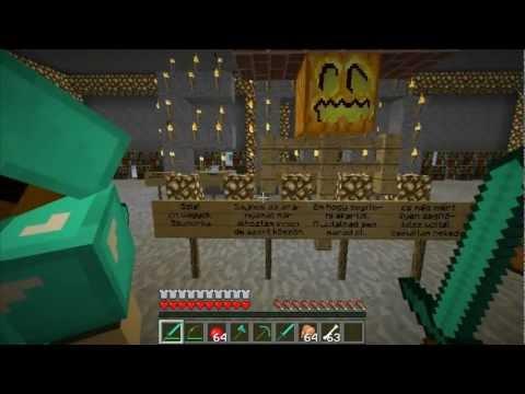 JTF - Minecraft Kaland Mapok - Szunorka Kúria