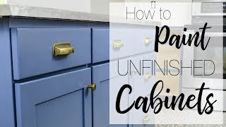 Painting Kitchen Cabinets with a Paint Sprayer