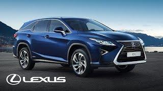 LEXUS RX 450hL – Sjusitsig gästfrihet