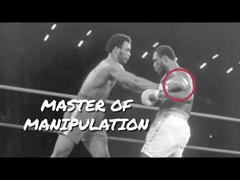 George Foreman: Master of Manipulation