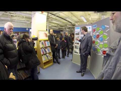 Idea Store Watney Market Open Day