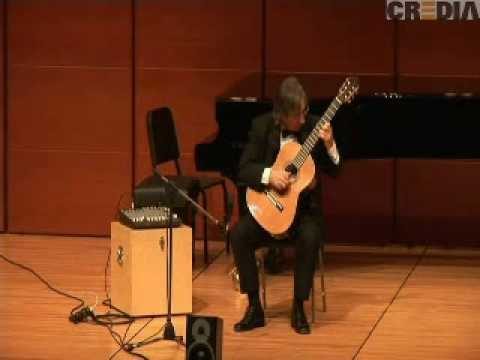 Álvaro Pierri: Sonata - Alberto Ginastera