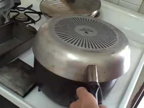 Baking Bread On A Gas Stovetop Youtube