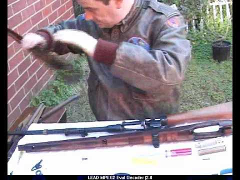 Lee Enfield SMLE Disassembly (Part Two) and reassembly