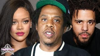 Celebrities shade Jay-Z for selling out to the NFL (Rihanna, Cole, Kaepernick, etc.)