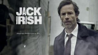 Jack Irish: New series trailer