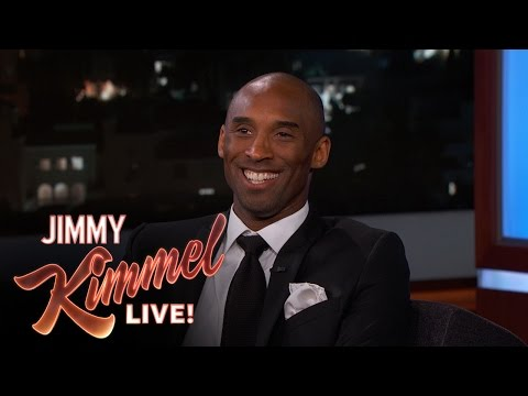 Kobe Bryant on Bill Clinton & Michael Jackson