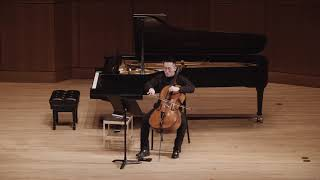 Love Dies on an Avocado Tree for Solo Cello and human drama,by Jing Jing Luo,cellist:Yijia Fang