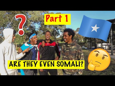 Answer These Questions if You're Somali part 1. Somali Challenge thumbnail