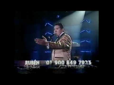 Rubén García - Ganador del Programa Aplauso Aplauso 2004 - GRAN FINAL - Interpretación