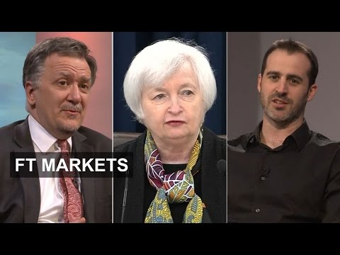 Yellen dials down rate expectations| FT Markets
